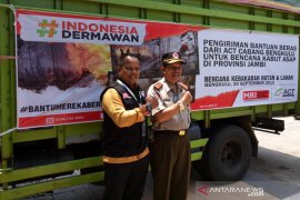 ACT distribusikan enam ton beras untuk korban karhutla Jambi