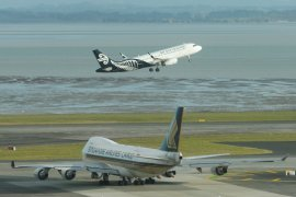 Penerbangan Selandia Baru dihentikan karena gangguan radar
