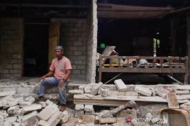Sepanjang September 2019 terjadi gempa bumi di Indonesia