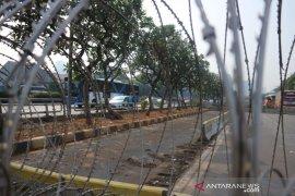 20.500 personel gabungan diterjunkan amankan unjuk rasa mahasiswa di Gedung DPR/MPR
