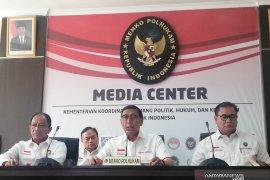 Wiranto: Pengungsi di Jayapura mencapai 3.225 orang