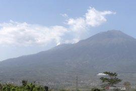 Tim gabungan berupaya padamkan kebakaran di kawasan Gunung Arjuno