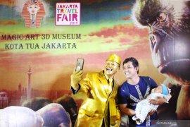 Jakarta Travel Fair di Pontianak