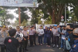 Kapolres Sukabumi Kota jamin keamanan wartawan saat lakukan tugas
