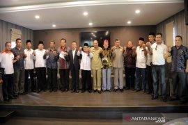 Gubernur Arinal Djunaidi Terima 7 Poin Kesepakatan Tokoh Untuk Jaga Lampung Kondusif
