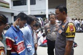 Polresta Tangerang cegah 125 siswa SLTA hendak demo ke Jakarta