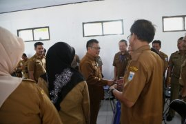 Tingkatkan keamanan dan pegawasan pangan, DKP Pandeglang gelar rakor