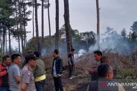 Kebakaran lahan di Cianjur terus bertambah selama musim kemarau