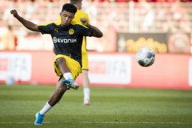 Dortmund siap naikkan gaji Jadon Sancho demi pagari dari godaan Liga Premier