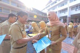 349 pegawai Pemkot Tangerang naik pangkat, 17 pensiun