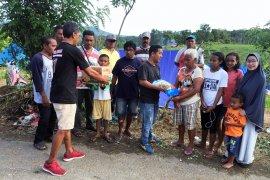 Mercy Barends bantu tanggap darurat korban terdampak gempa Ambon
