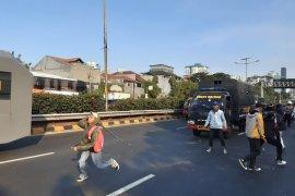 Polda Metro Jaya amankan total 519 terduga  perusuh