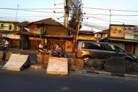 Polisi amankan puluhan orang terkait bentrokan di Simpang Semanggi