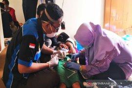 Polres Barito Kuala gelar sunatan massal