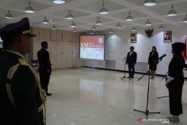 Upacara Hari Kesaktian Pancasila KBRI Beijing digelar sore hari