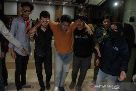 Unjuk Rasa Di Bandung Berakhir Ricuh