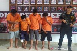 Polisi ungkap kronologis penangkapan pencuri Rp1,6 miliar milik Pemrov Sumut