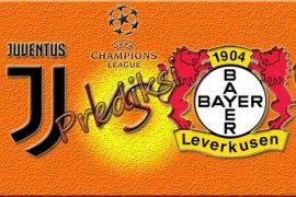 Inilah prediksi Juventus vs Bayer Leverkusen di Liga Champions