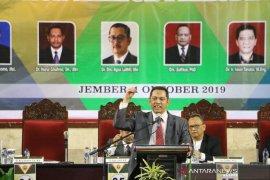 Dr Nurul Ghufron, Komisioner KPK terpilih ikuti tahapan pemilihan calon Rektor Unej