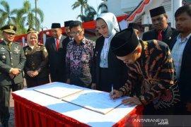 Pemkab Karawang alokasikan anggaran Rp97,9 miliar untuk Pilkada 2020