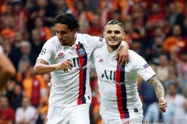 Mauro Icardi mencetak gol tunggal untuk mengantar PSG meraih kemenangan atas Galatasaray