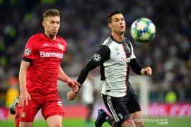 Grup D Liga Champions - Juventus atasi Leverkusen 3-0, Atletico menang di kandang Lokomotiv