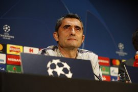 Valverde antisipasi Inter  di bawah kepelatihan Conte