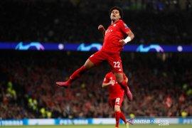 Bayern Muenchen lumat Tottenham 7-2