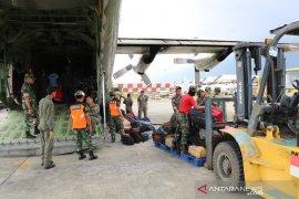 Jumlah pengungsi dari Wamena yang dievakuasi capai 6.520 warga