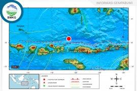 Gempa 4,3 SR getarkan Labuan Bajo