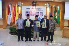 Tiga balon rektor Unja lulus penyaringan,  Prof Johni Najwan peroleh dukungan  terbanyak