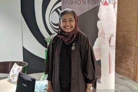 Perancang Novita Yunus ingin populerkan batik Pacitan