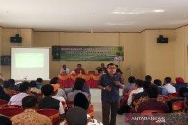 Cegah tindak pidana korupsi, Kejari Tapanuli Selatan sosialisasi Jaksa Garda Desa
