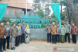 """YBM PLN resmikan Ponpes """"Tahfidz dan Entrepreneur"""" di Puncak Bogor"""