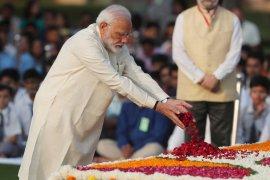 PM Modi meresmikan pembangunan kuil Hindu di tempat masjid dihancurkan