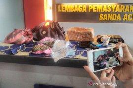 Petugas Lapas Banda Aceh gagalkan penyelundupan ganja