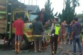 Dua tewas tabrakan beruntun di Tiga Balata Simalungun