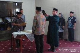 Wako Pangkalpinang lantik Direktur RSUD Depati Hamzah