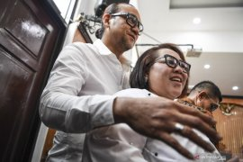 PN Jaksel gelar sidang Kris Hatta dan Nunung