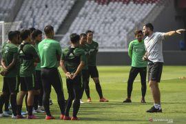Kualifikasi piala dunia, Timnas Indonesia dibenamkan UAE lima gol tanpa balas