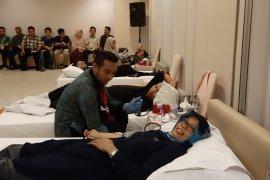 Sambut ulang tahun, Aston Hotel Pontianak gelar donor darah