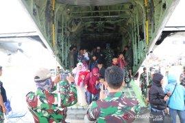 Pasca kerusuhan, 11.646 orang tinggalkan Wamena