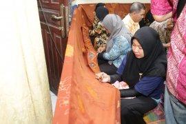 Pemkot Pontianak berharap kampung batik jadi kawasan ekonomi kreatif