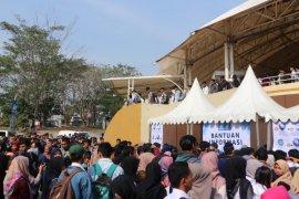 10 ribu lowongan kerja disediakan  Job Fair HUT Banten 2019