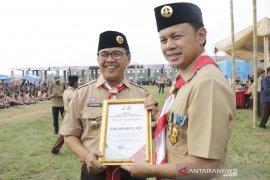 Kwarcab Bogor evaluasi keaktifan sekolah jalankan aktivitas kepramukaan