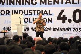 Wali Kota Tangerang minta pemuda miliki jiwa kreatif hadapi era industri 4.0