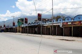 Pedagang Sumbar ingin kembali ke Wamena meski kios terbakar