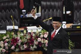 Round Up - Aklamasi, Bambang Soesatyo jadi Ketua MPR RI 2019-2024