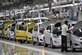 Industri otomotif dunia kehilangan 700 miliar euro karena kebijakan Amerika
