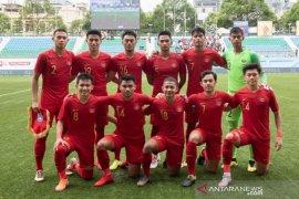 Indonesia segrup dengan Thailand di SEA Games 2019